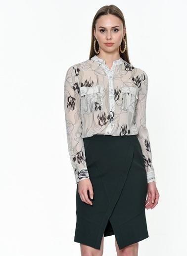 BcbgMaxAzria Bluz Renkli